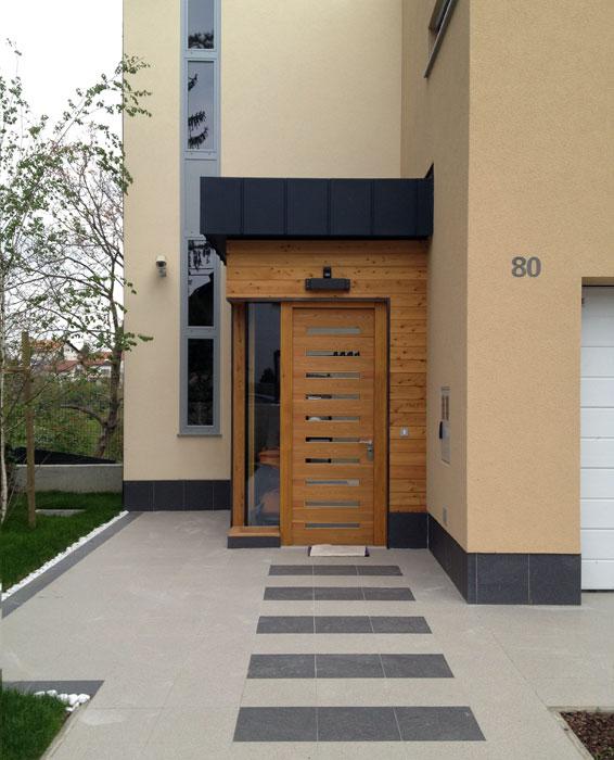 Ulazna vanjska vrata